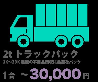2トントラックパック